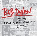 Bob Dylan - Bob Dylan: The Real Royal Albert Hall Concert 1966 /2CD/ (Legacy/Sony Music)
