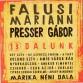 Falusi Mariann & Presser Gábor: 13 dalunk (LoCoVoX)