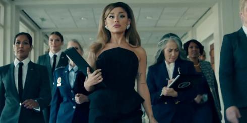 Ariana Grande - Világszerte tarol Ariana Grande, az elnök