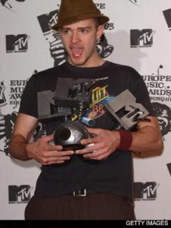 MTV - Átadták az MTV Europe díjakat!