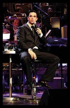 Robbie Williams - Robbie a legkedveltebb sztár Európában