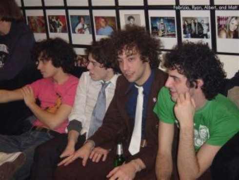 The Strokes - The Strokes – Room Is on Fire (BMG)