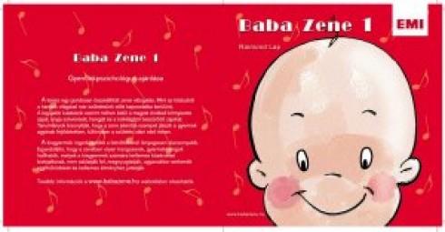 Baba zene - Raimond Lap: Baba Zene 1 (EMI)