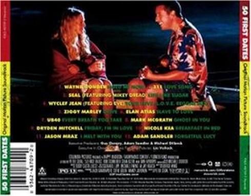 Filmzene - 50 First Dates - filmzene (Maverick / Warner)
