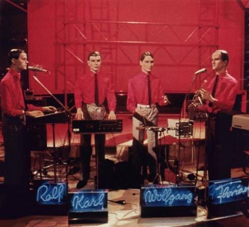 Kraftwerk - Hazánkba látogat a Kraftwerk!