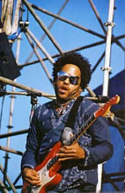 Lenny Kravitz - Lenny Kravitz: Baptism (EMI)