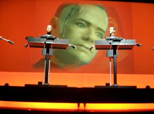 Kraftwerk - Kraftwerk a BS Arénában!