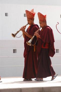 Almássy Téri Szabadidőközpont - Lámák tánca