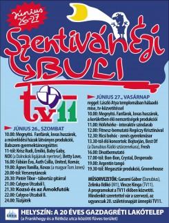Fesztivál - Szentivánéji Buli Gazdagréten