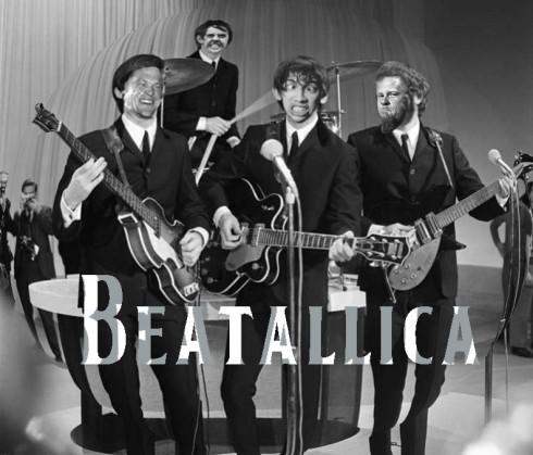 Metallica - Beatallica: Beatles és Metallica!