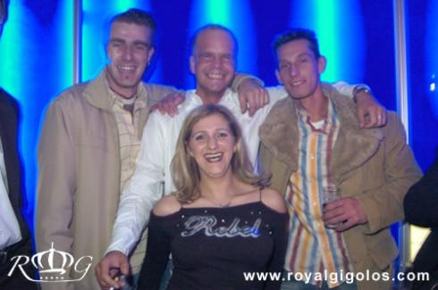 Royal Gigolos - Diszkósikerek napjainkban: tarol a Royal Gigolos