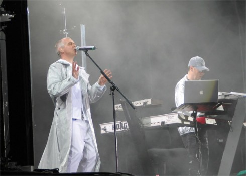 Sziget - Pop invázió a Nagyszínpadon