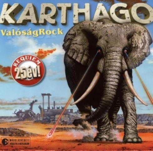 Karthago - Karthago: Új stúdióalbum, és lemezbemutató koncert