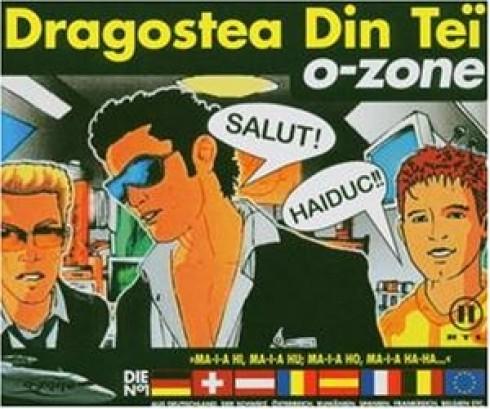 O-Zone - O-Zone: DiscO-zone (Polydor / Record Express)
