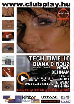 Diana d'Rouz - Tech Time buli ismét