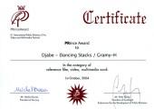 Djabe - Nemzetközi elismerésben részesült a Djabe