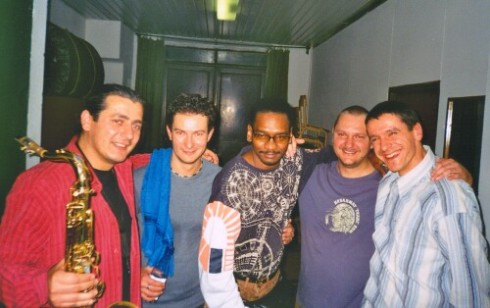 Victor Bailey Group - Victor Bailey és Jazzpression az A38-on!