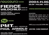 Nowsound - PMT breakbeat party, 11.06.
