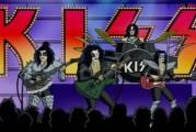 Kiss - Kiss együttes és Scooby Doo