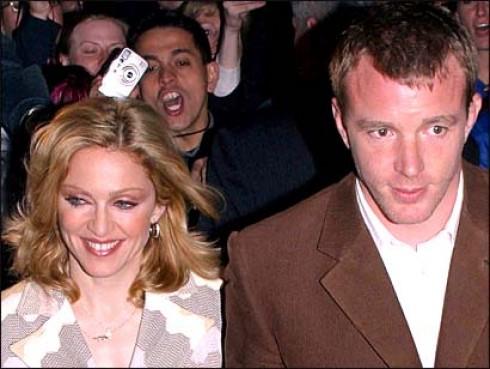 Madonna - Madonna megerősítette fogadalmát