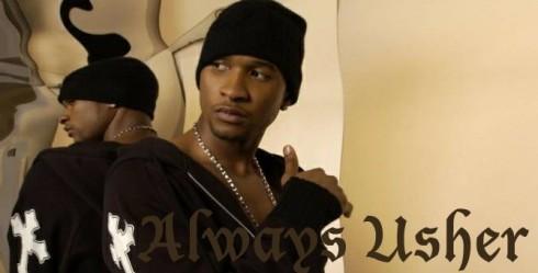 Usher - Usher a 'díjbeszedő