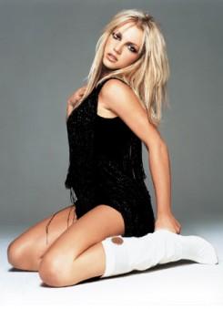 Britney Spears - Britney Spears babát vár
