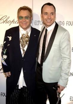 Elton John - Elton John újból megházasodik
