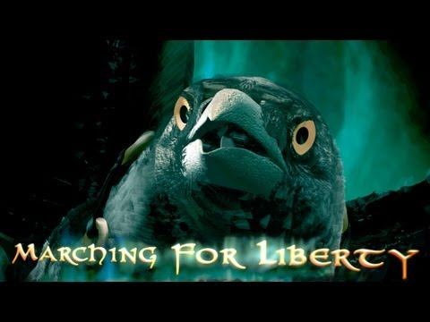 Wisdom - 'Marching For Liberty' - official album trailer